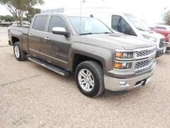 Used 2015 Chevrolet Silverado 1500 LTZ Truck Crew Cab 1GCUKSEC1FF200529 in Dalhart, TX