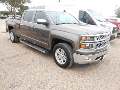 Used 2015 Chevrolet Silverado 1500 LTZ For Sale in Dalhart, TX | Stock: 529U
