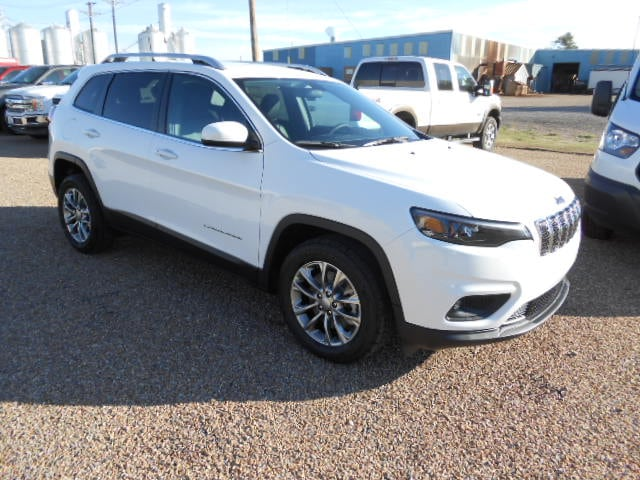 Featured Used 2019 Jeep Cherokee Latitude Plus SUV for sale in Dalhart, TX