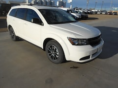 New 2018 Dodge Journey SE Sport Utility 3C4PDCAB0JT535659 in Dalhart, TX