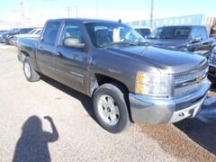Used 2013 Chevrolet Silverado 1500 LT Truck Crew Cab 3GCPKSE76DG220724 in Dalhart, TX