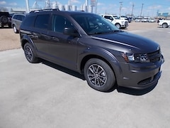New 2018 Dodge Journey SE Sport Utility 3C4PDCAB2JT535520 in Dalhart, TX
