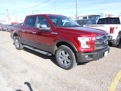 Used 2015 Ford F-150 Truck SuperCrew Cab 1FTEW1EG4FKE29221 in Dalhart, TX