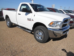 New 2018 Ram 2500 TRADESMAN REGULAR CAB 4X4 8' BOX Regular Cab in Dalhart, TX