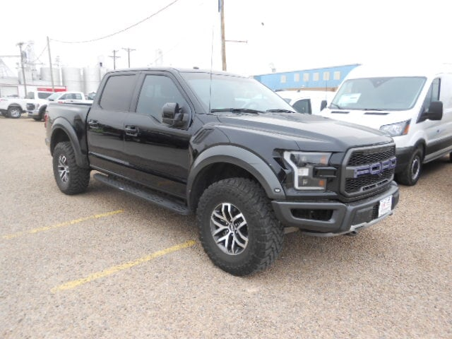 2017 Ford F 150 Raptor For Sale >> Used 2017 Ford F 150 Raptor For Sale In Dalhart Tx Stock 3289u