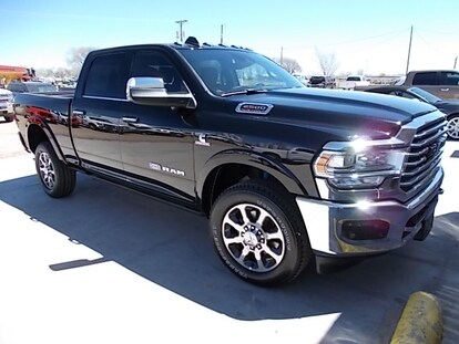 New 2019 Ram 2500 LARAMIE LONGHORN CREW CAB 4X4 6'4 BOX For Sale in  Dalhart, TX | Stock: 274D