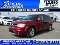 2011 Dodge Journey R/T SUV