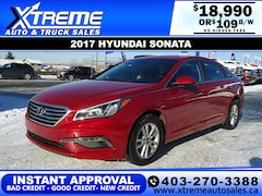 2017 Hyundai Sonata GL w/Backup Camera Sedan