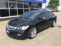 2011 Acura CSX FULLY LOADED NAVIGATION Tech Pkg Sedan