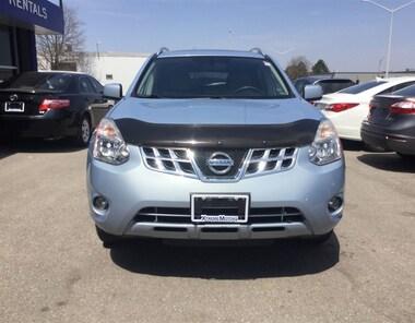 2012 Nissan Rogue XTRONIC CVT AWD SUV