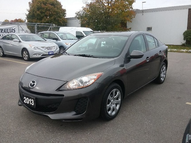 2013 Mazda Mazda3 GX MINT CONDITON A MUST SEE!!! Sedan