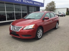 2013 Nissan Sentra SV CLEAN CAR PROOF MINT MINT CONDITION Sedan