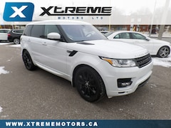 2016 Land Rover Range Rover Sport Diesel Td6 HSE factory warranty with HUD SUV