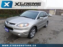 2009 Acura RDX Technology pacakge SUV