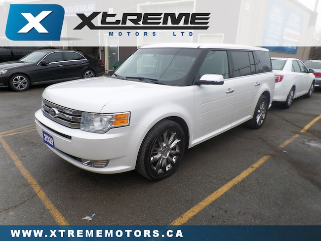 2010 Ford Flex Limited SUV