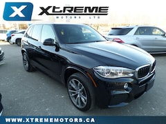 2014 BMW X5 M PCKG / HUD , BLIND AND LANE ASSIST 35d 7 PASSENGER SUV