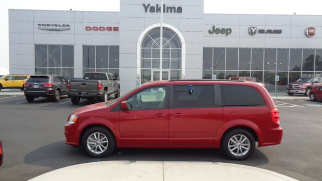 Used 2016 Dodge Grand Caravan SXT Van in Yakima, WA
