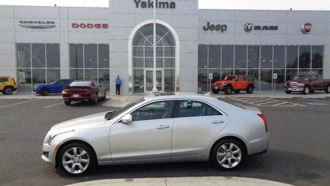 Used 2014 CADILLAC ATS 2.0L Turbo Luxury Sedan in Yakima, WA