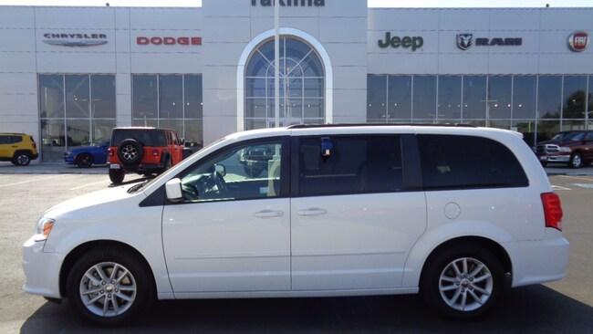 Used 2016 Dodge Grand Caravan SXT Van in Yakima, WA