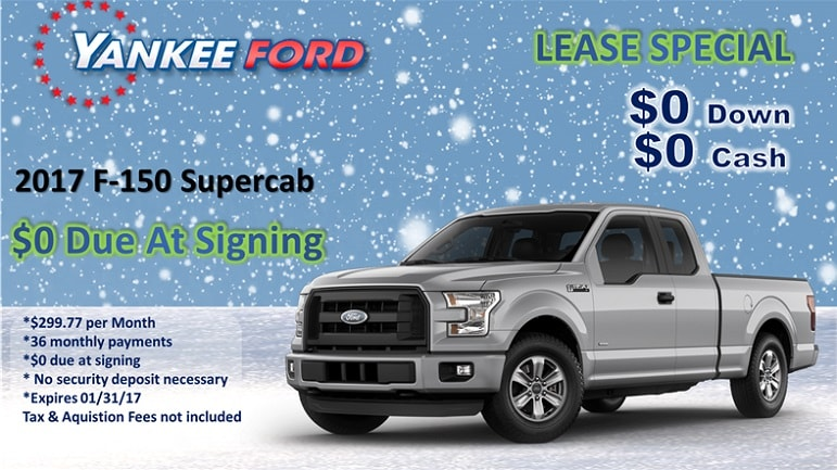 Yankee Ford | New Ford dealership in South Portland, ME 04106