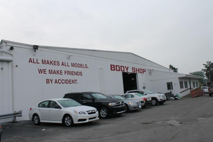 why choose yark automotive group car dealer in toledo oh. Black Bedroom Furniture Sets. Home Design Ideas