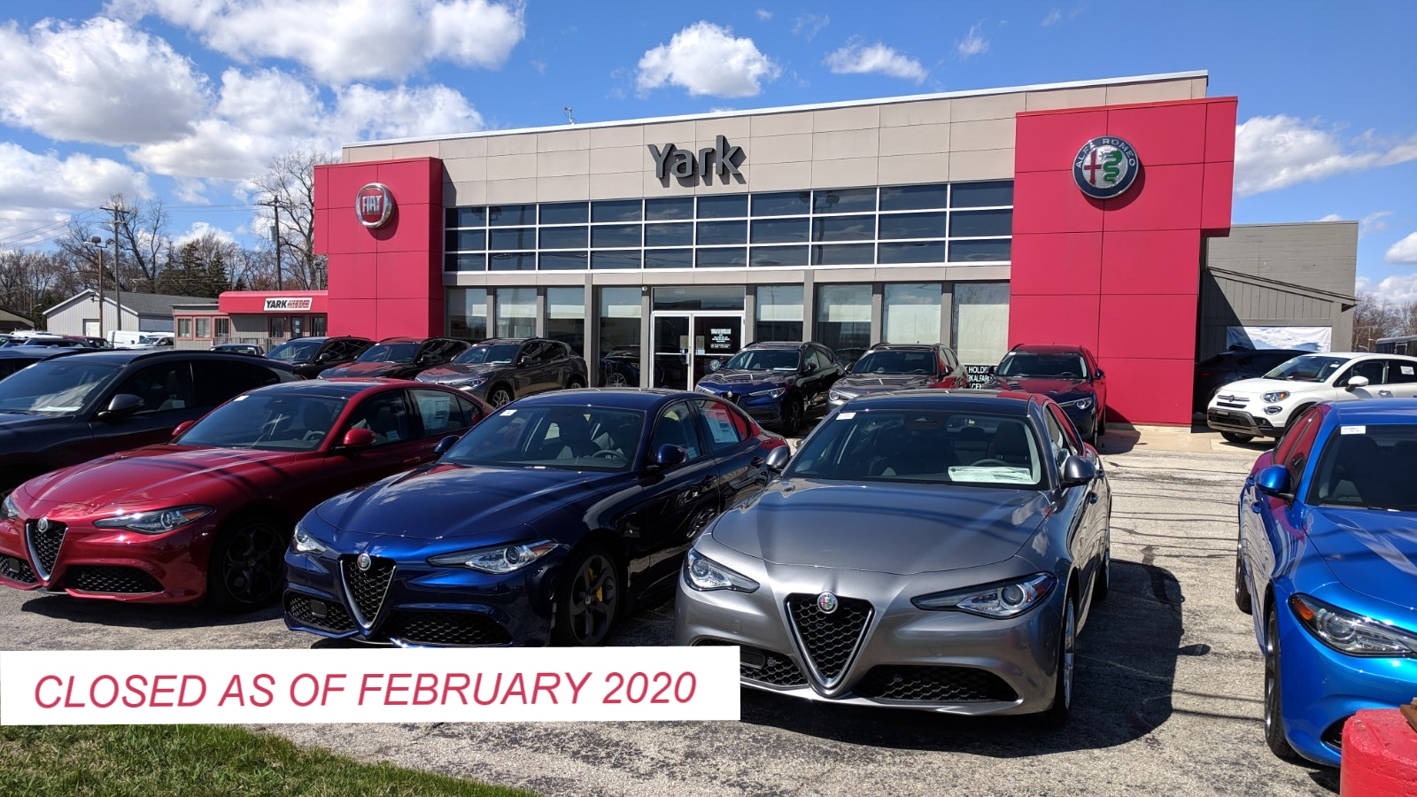 Alfa Romeo of Toledo Dealership image