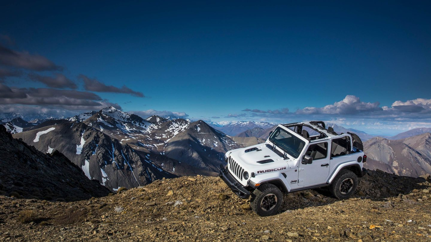 Yark Automotive Group | All the 2018 Jeep Wrangler Information You