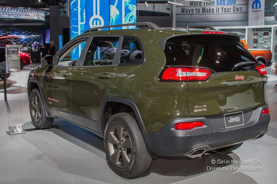 Yark Chrysler Jeep Dodge Ram Celebrate 75 Years Of Jeep