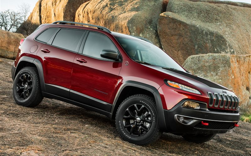 The All New 2014 Jeep Cherokee At Yark Chrysler Dodge Ram In