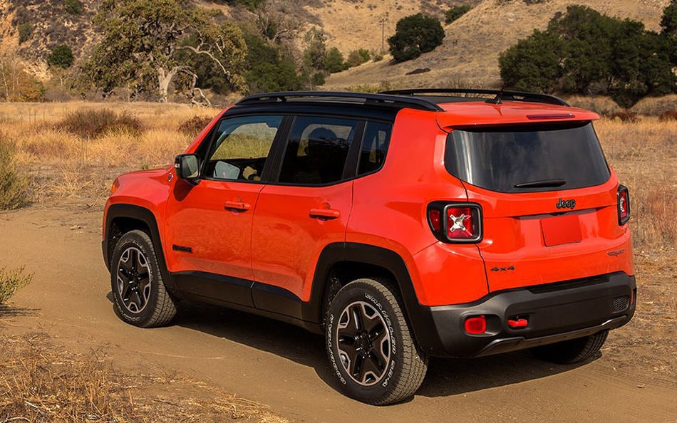 2016 Jeep Renegade Off-Road