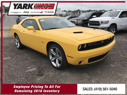 New 2018 Dodge Challenger R/T For Sale in Toledo OH | Vin: | Serving  Perrysburg & Monroe