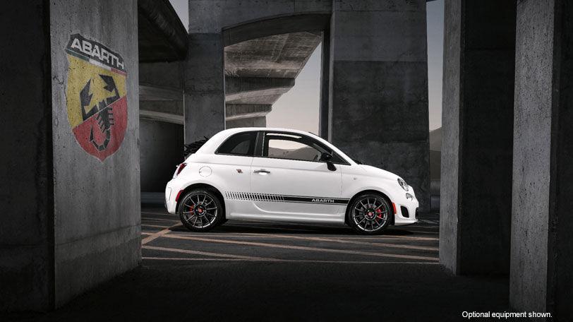2016 Fiat 500 Abarth