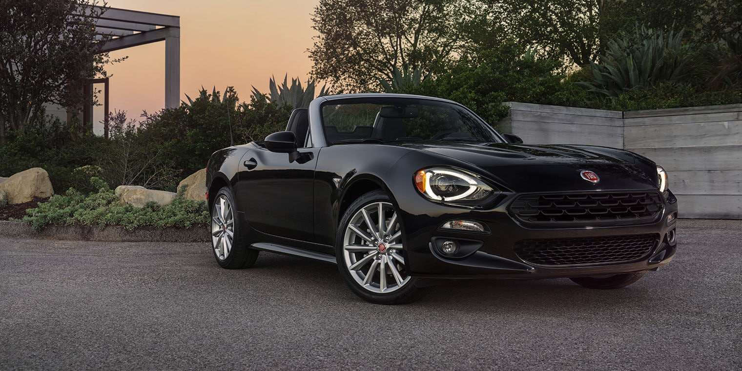 Yark FIAT | The FIAT 124 Spider is Coming Soon to Yark FIAT