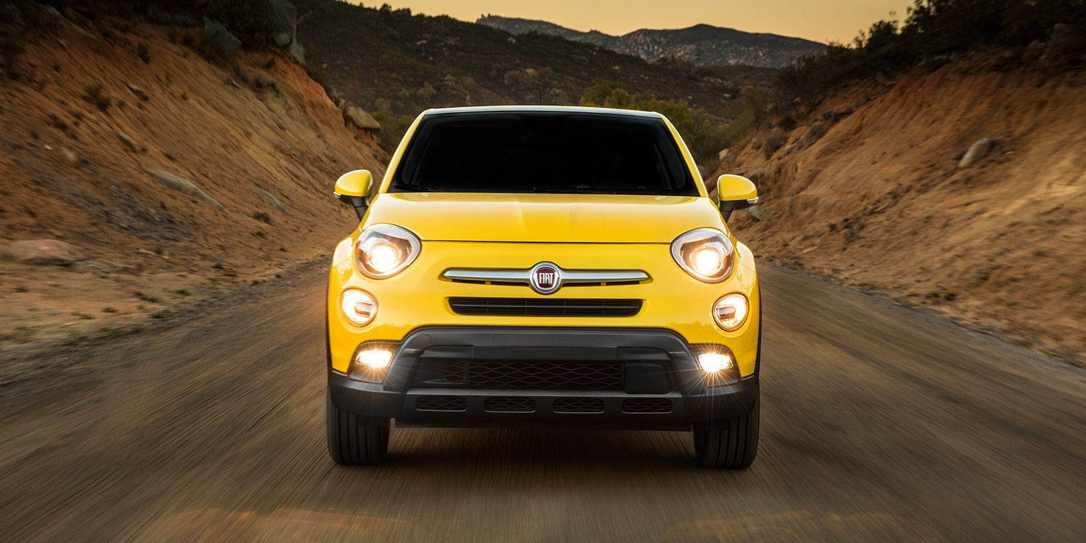 Yark FIAT | The New 2016 FIAT 500X is Now Available at Yark FIAT!