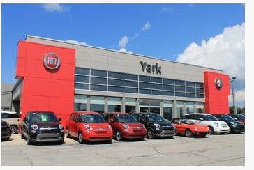 About Yark FIAT in Toledo, Ohio
