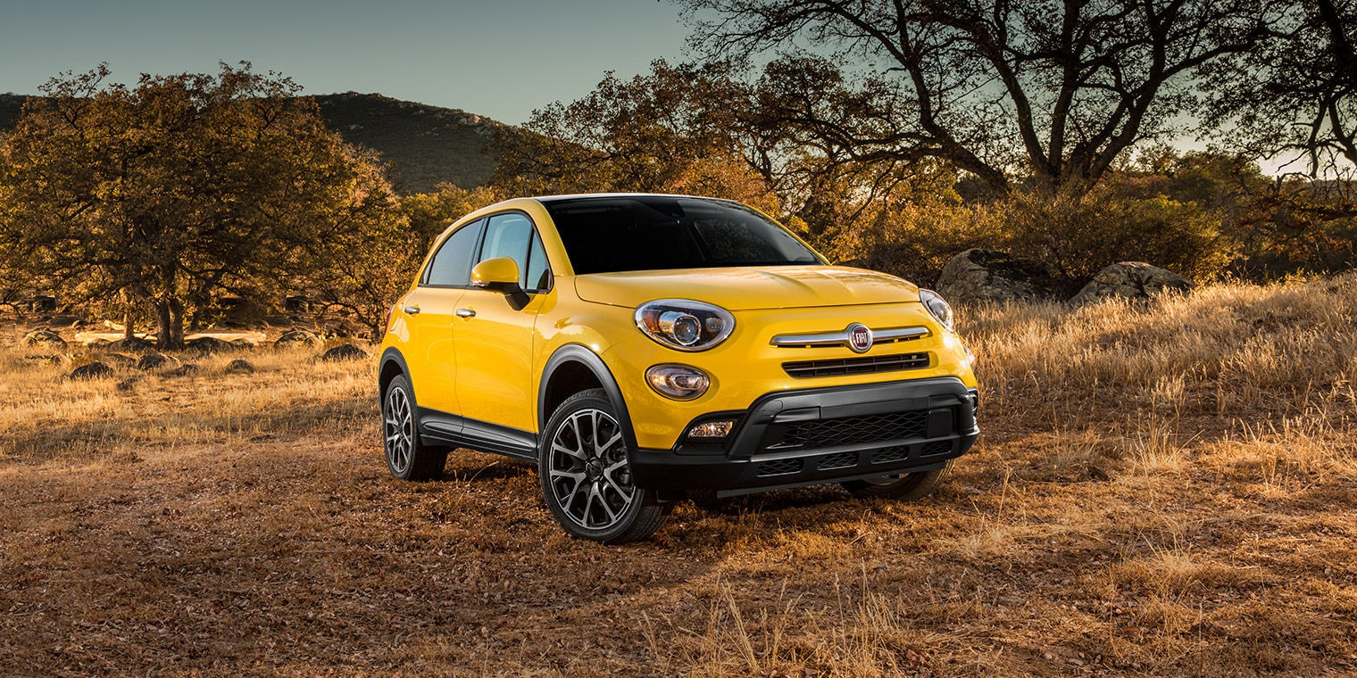 2016 FIAT 500X Off-Road Capability