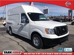 2019 Nissan NV Cargo NV3500 HD SV V8 Van High Roof Cargo Van
