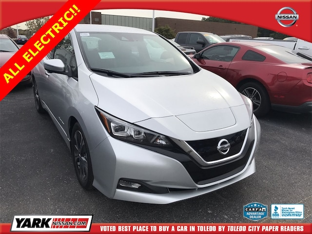 Nissan Leaf Lease >> Lease New Nissan Leaf In Sylvania Toledo Oh