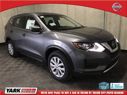 New 2019 Nissan Rogue in Toledo OH   Vin