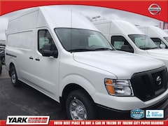 2018 Nissan NV Cargo NV2500 HD SV V6 Van High Roof Cargo Van