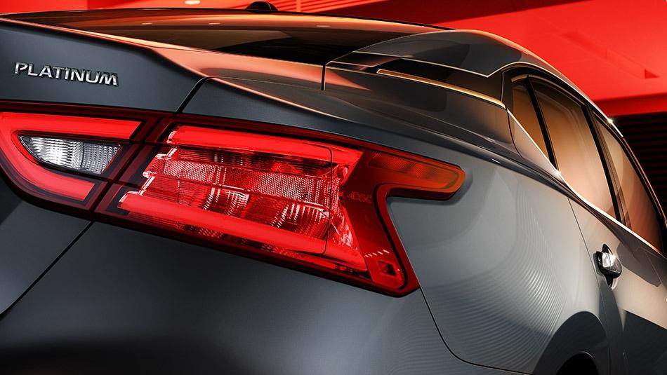 2016 Nissan Maxima Rear Taillight