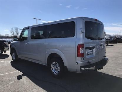 New 2019 Nissan NV Passenger NV3500 HD in Toledo OH | Vin