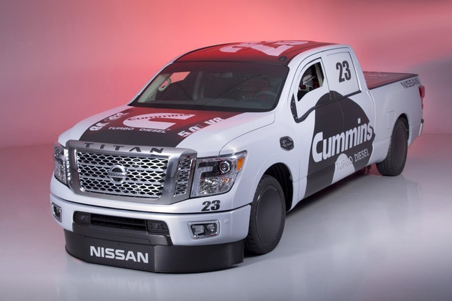 2016 Nissan TITAN XD Triple Nickel