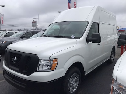 New 2018 Nissan NV Cargo NV2500 HD in Toledo OH   Vin 1N6BF0LY6JN818066    Serving Ann Arbor & Canton