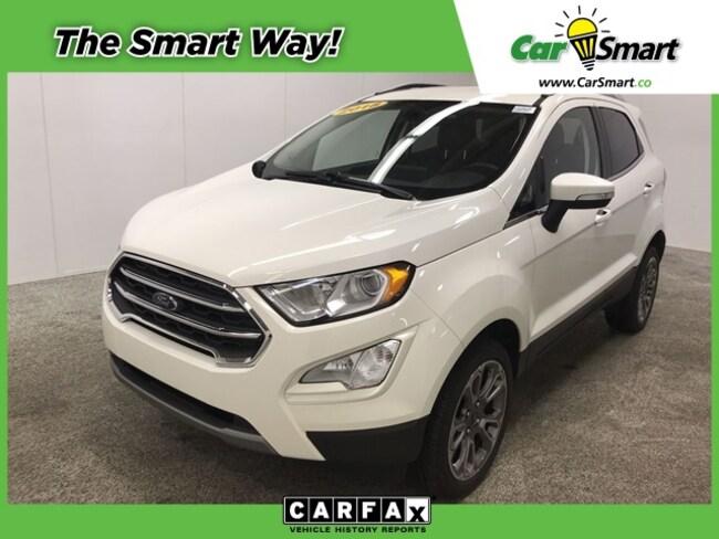 2018 Ford EcoSport 4WD w/ Navigation SUV