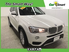 2017 BMW X3 w/ Navigation & Panoramic Sunroof SAV