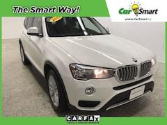 2017 BMW X3 w/ Navigation & Panoramic Sunroof-Accident Free 1 SAV