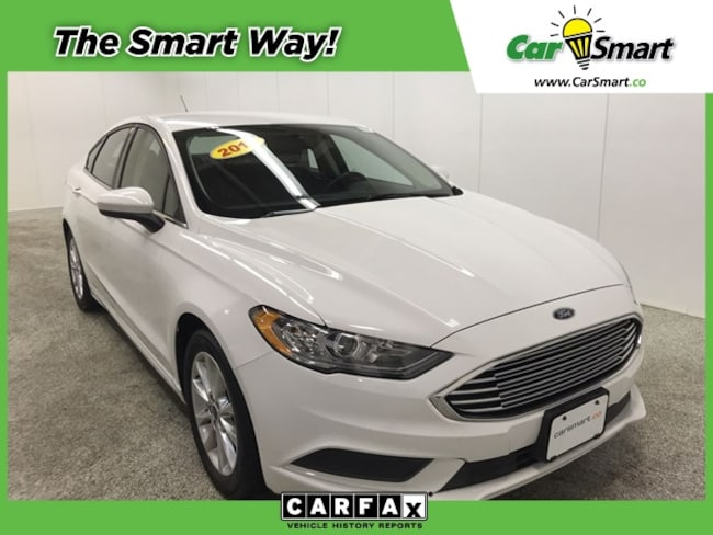 2017 Ford Fusion Accident Free 1 Owner Sedan
