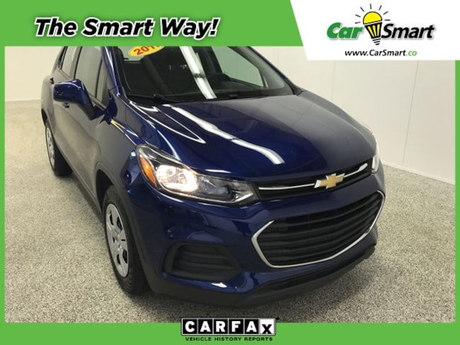 2017 Chevrolet Trax **LOW MILES** SUV