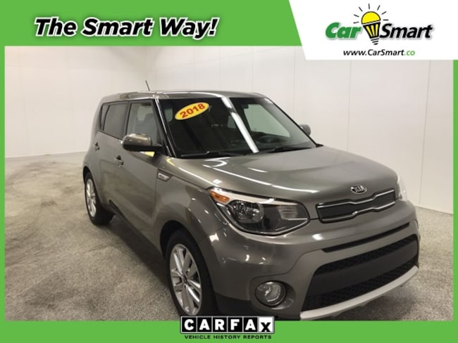 2018 Kia Soul 1 Owner-Accident Free Hatchback